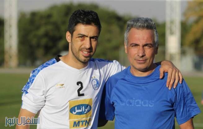 علیرضا اکبرپور: به بازیکن سرعتی در خط حمله نیاز داریم؛ استقلال توان صعود از گروه سخت آسیایی را دارد