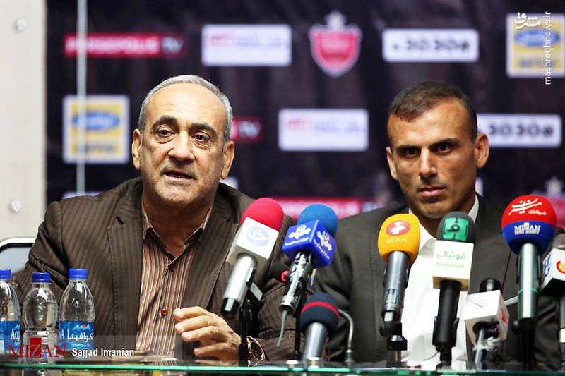 واکنش سیدجلال حسینی به ادعای کیروش و اعتراف برانکو +عکس