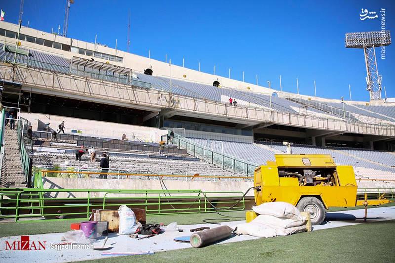 راه حل تجهیز استادیومهای ایران در حد اروپا؛ ایران را میزبان دائمی فینال لیگ قهرمانان کنید!