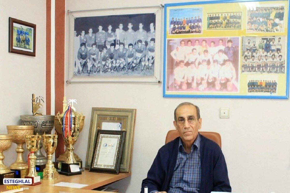 سلطان علی جباری: تعدادی از بازیکنان پیروزی کارمند ساواک بودند؛ شعور ورزشی در وجود سازندگان نوروز فوتبالی نیست