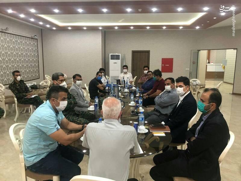 برگزاری جلسه هماهنگی بدون حضور نماینده استقلال +عکس و فیلم