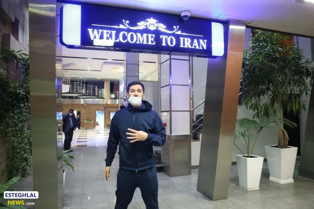 هرویه میلیچ به ایران برگشت؛ یک کروات محبوب و عاشقِ استقلال!