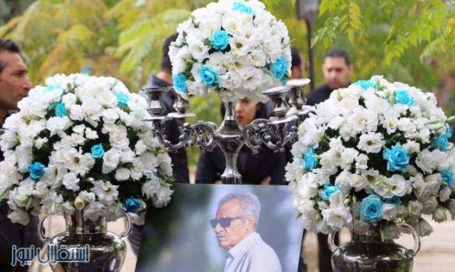 مراسم دومین سالگرد درگذشت منصور پورحیدری در بهشت زهرا برگزار شد + عکس