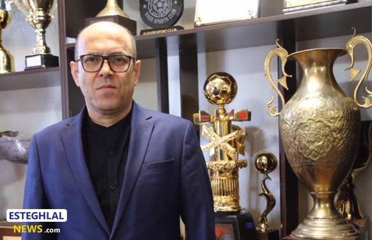 احمد سعادتمند: قرار نیست دیاباته از استقلال جدا شود/ آقای مدیرعامل به جای زدن حرف مفت و وعده دادن، لطفا عمل کن!