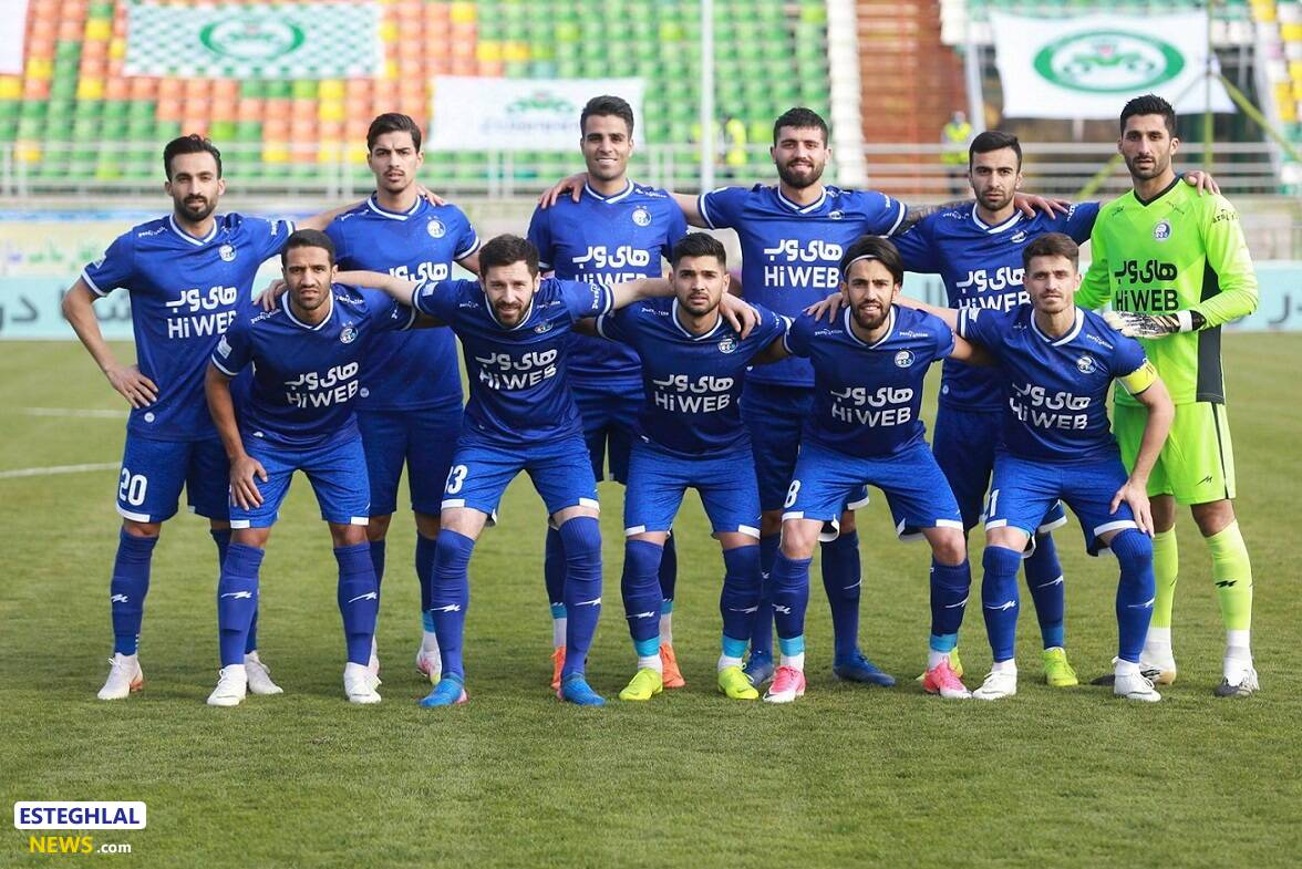هفته نهم لیگ برتر/ ترکیب استقلال مقابل گل گهر؛ نیمکت نشینی اسماعیلی و میلیچ!