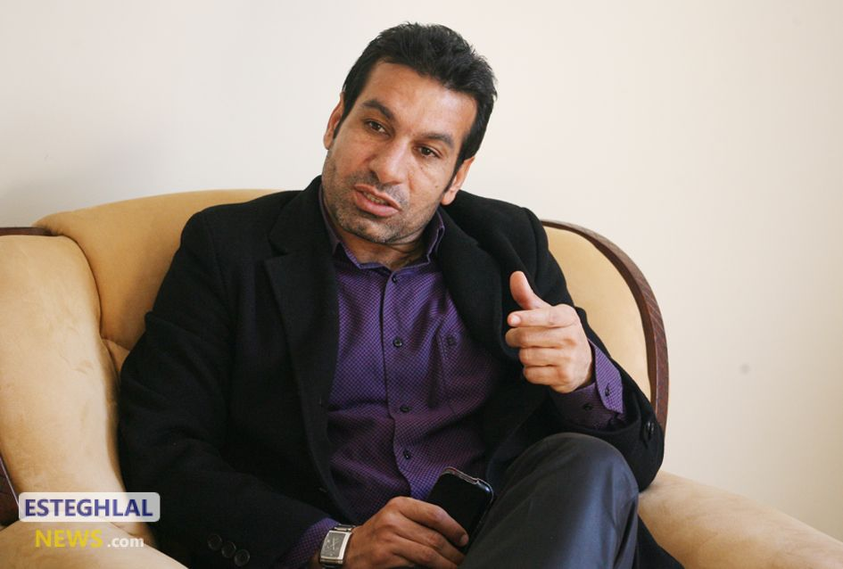 محمد مومنی: مجیدیدر راستای موج مثبت هواداران گام برمیدارد؛ نبایداز تأثیر و کمکهای فراز کمالوند به سادگی گذشت
