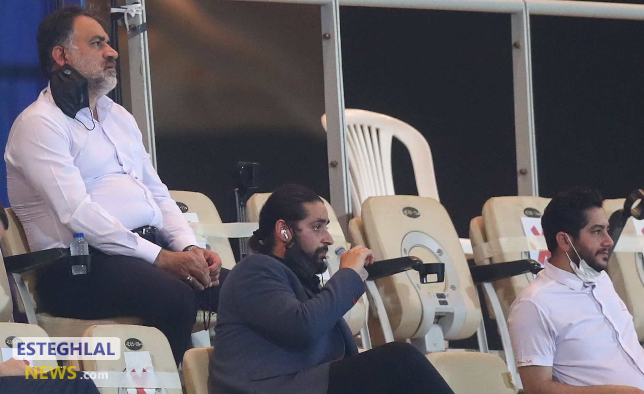 پیام احمد مددی به مناسبت صعود به مرحله حذفی لیگ قهرمانان آسیا/ شایسته صعود از گروه مرگ بودیم