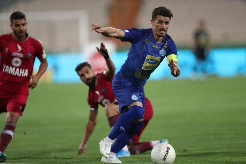 استقلال در آستانه دومین مسابقه بدون تمرین
